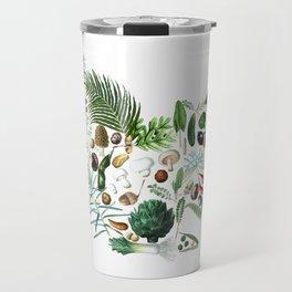 Botanical Squiirel Travel Mug