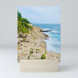 Autumn Sea Mini Art Print