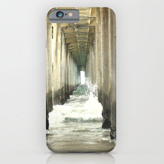 Crashing Waves iPhone & iPod Case