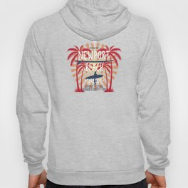 Newport Beach Surfside Hoody