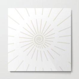 Sunshine 9 Metal Print