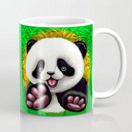 Panda Baby Bear Cute and Happy Coffee Mug