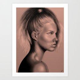 + RUSSIAN DOLL + Art Print