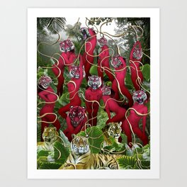 Kairosclerosis Art Print