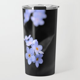 Forget Me - Not Travel Mug