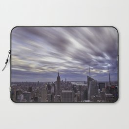 City at Sunset Laptop Sleeve