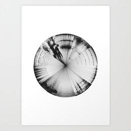 Sound of Space   Solar System Art Print