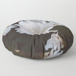 Soho Blooms Floor Pillow