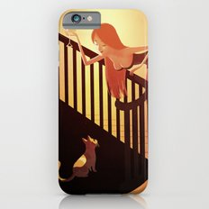 Don't cry kitten Slim Case iPhone 6s