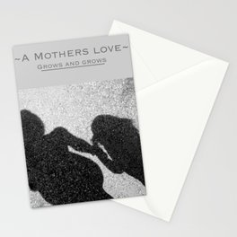 Mothers Love Stationery Cards
