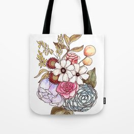 Floral Arrangement 2 Tote Bag