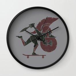 This is Skataaaaahhhh! Wall Clock