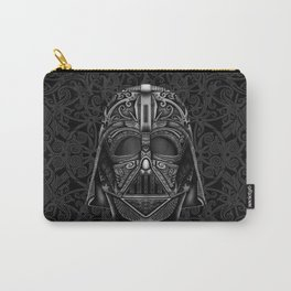 Aztec Black vader Mask iPhone 4 4s 5 5c 6, pillow case, mugs and tshirt Carry-All Pouch