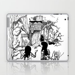 Safe place Laptop & iPad Skin