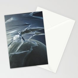 overhead ouch Stationery Cards