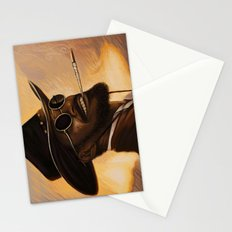 Django - Our newest troll Stationery Cards