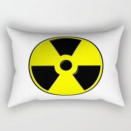 Nuclear Symbol Rectangular Pillow