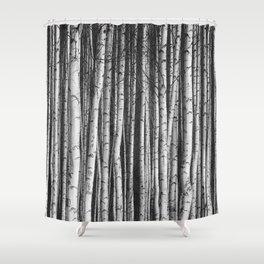 Birch || Shower Curtain