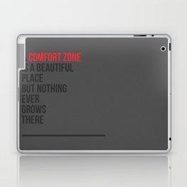 A Comfort Zone Laptop & iPad Skin