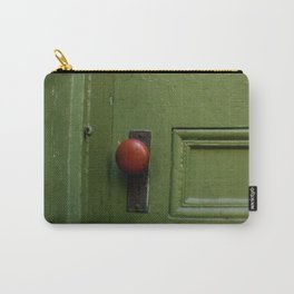 The Red Doorknob Carry-All Pouch