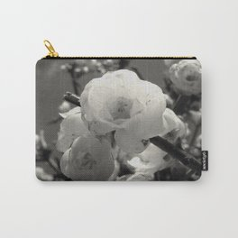 ~ Floare series ~ II.  Carry-All Pouch