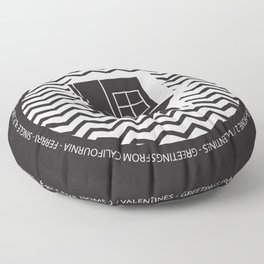 NBHD Wiped Out! Floor Pillow