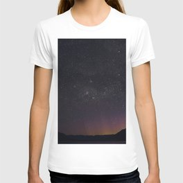 Purple night T-shirt