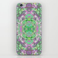 singapore iPhone & iPod Skins featuring SINGAPORE by IZZA