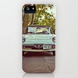 Alfa iPhone Case