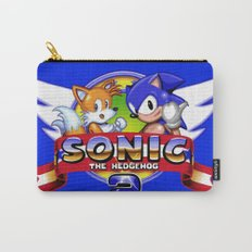 Sonic and Tails Carry-All Pouch