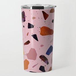 Terrazzo Rosé Travel Mug