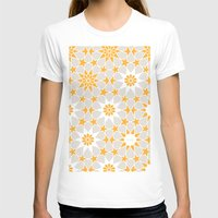 pivot T-shirts featuring Pivot Star Pattern  by Pivot Interiors