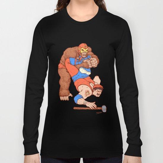 Gorilla Clutch Long Sleeve T-shirt
