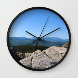 Mount Chocorua Wall Clock