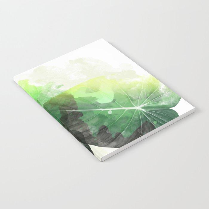tropical green  Notebook