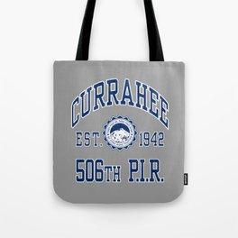 Currahee Athletic Shirt Tote Bag