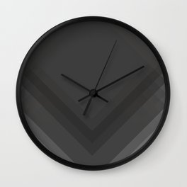 Elegant Geometric Background #society6 #decor #buyart #artprint Wall Clock