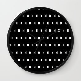 BTS Wall Clock