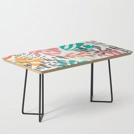 Matisse Pattern 011 Coffee Table