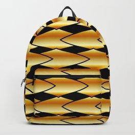 Luxury golden texture Backpack