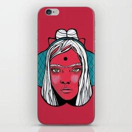 Queen Margot iPhone Skin