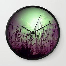 Afternoon sun Wall Clock