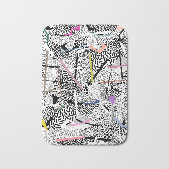 Graphic 83 Bath Mat
