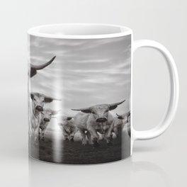Highland Cattle Mixed Breed Mono Coffee Mug