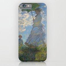 Claude Monet - Woman With A Parasol Slim Case iPhone 6s