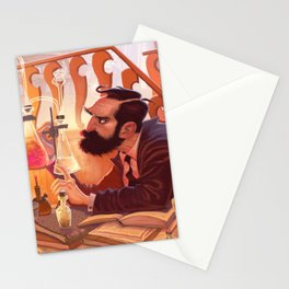 The Chemist Stationery Cards
