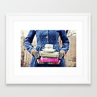 alice in wonderland Framed Art Prints featuring Wonderland by Joshua Wilcoxon Photography