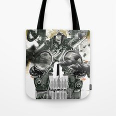The end is death Tote Bag