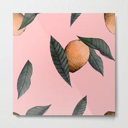Mangoo Metal Print