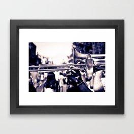 Quarter Fest Framed Art Print